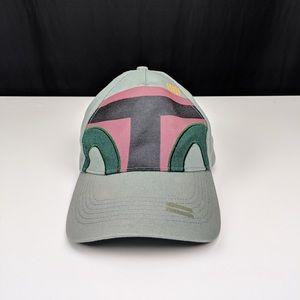 Disney Parks Star Wars Boba Fett Hat Cap
